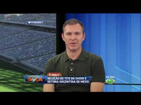 Velloso: Que Bom Ganhar Da Argentina