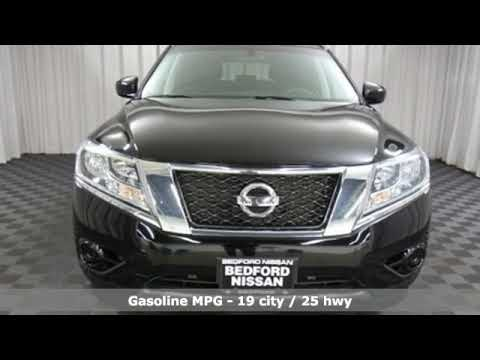 Certified 2014 Nissan Pathfinder Bedford, OH #18-1891A