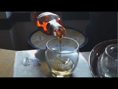 Auchentoshan distillery revisited