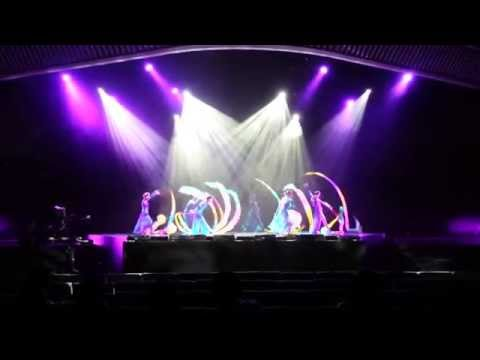Contemporary Chinese Ribbon Dance Singapore