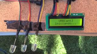 URB [ant]: Sistema de riego inteligente