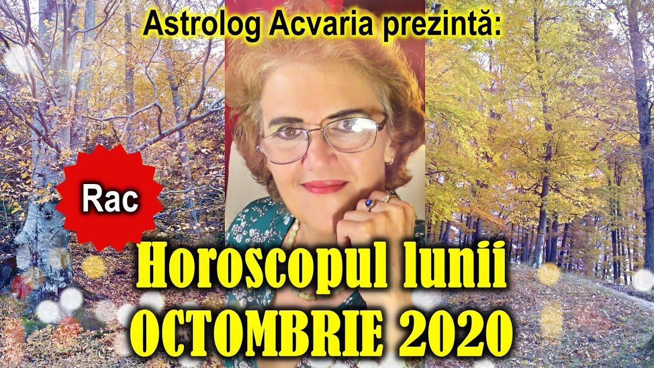 Esti nativ RAC sau ai ascendentul in RAC? * Vezi horoscopul lunii OCTOMBRIE de la astrolog Acvaria