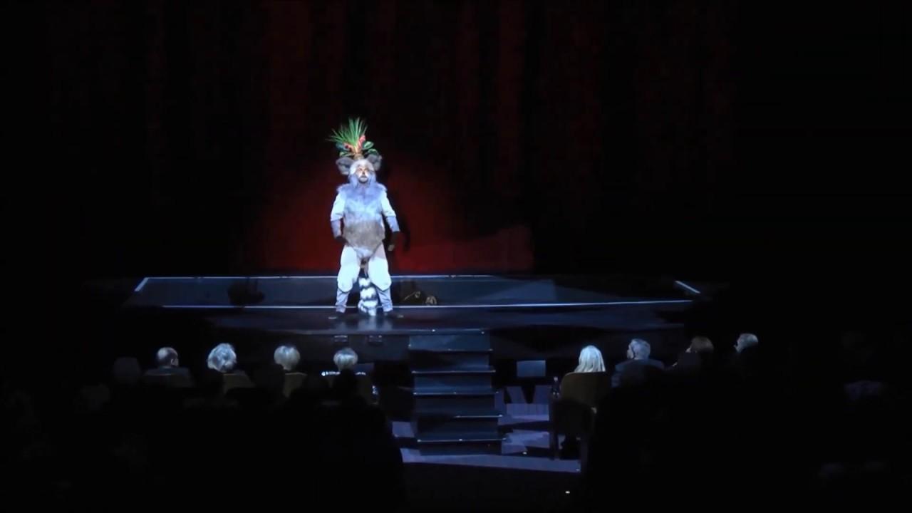 Teatr Muzyczny #zostajewdomu - Słonina w górę!
