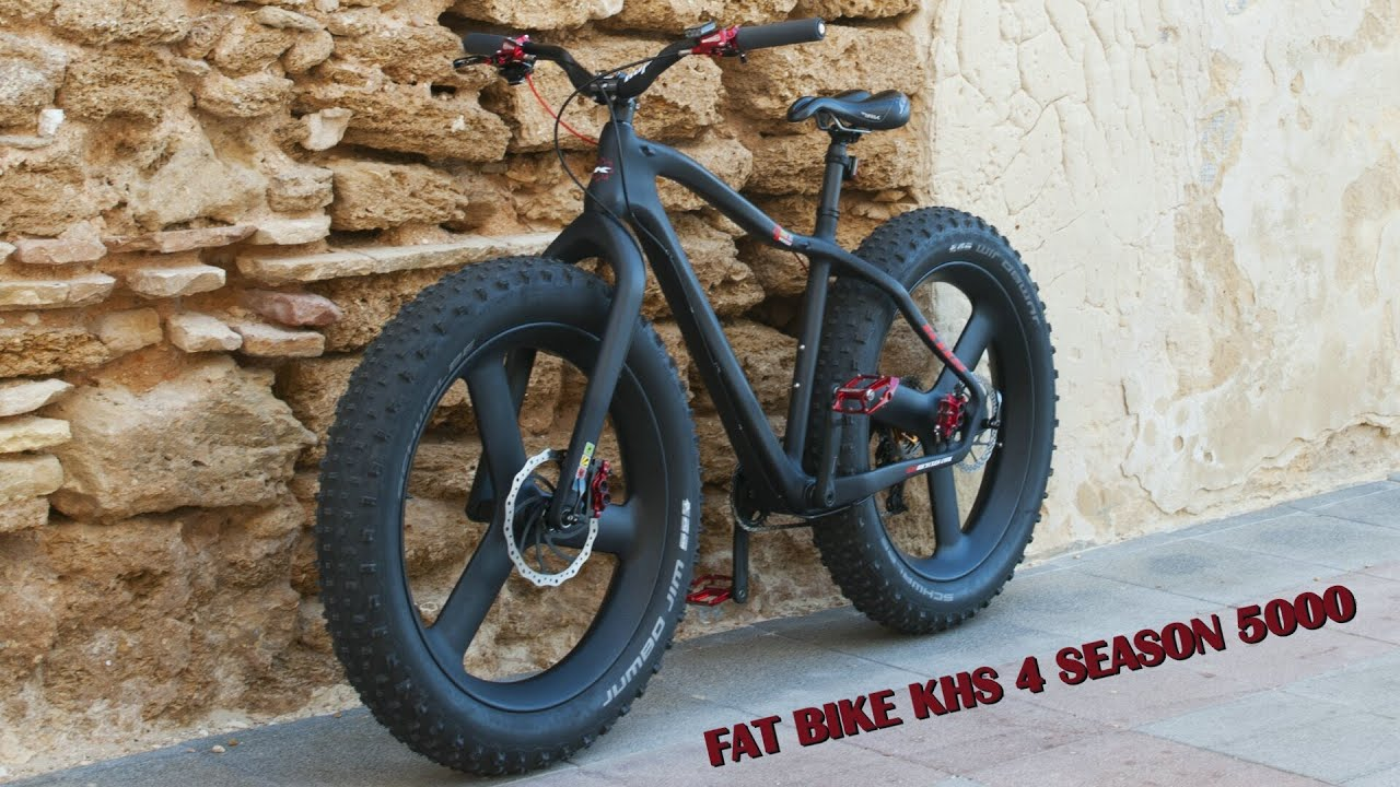 Fatbike As Touring