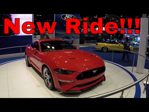 2018 Ford Mustang MagneRide Suspension Details!!!