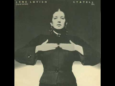 Lene Lovich-Tonight
