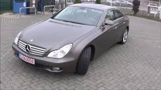 Auta z Niemiec #29/11/2018: Mercedes-Benz CLS 320 CDI /Berlin/