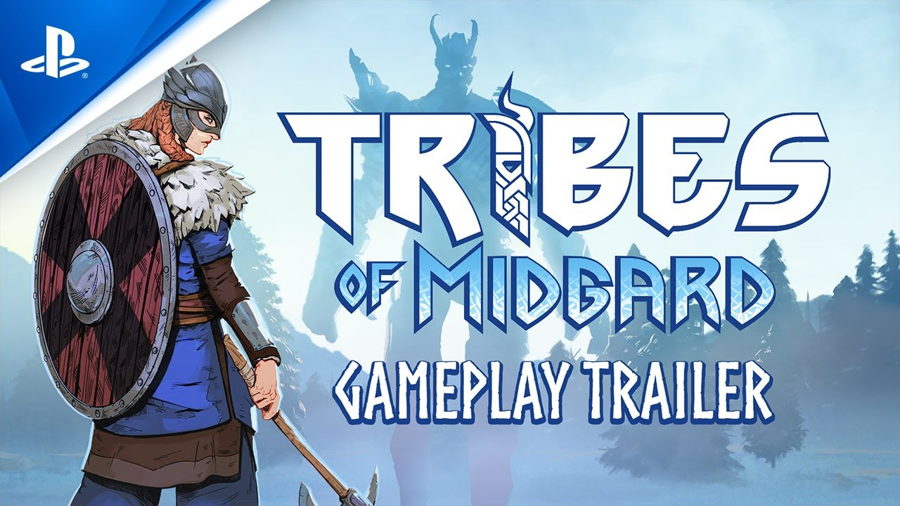 Tribes of Midgard - Gameplay Reveal Trailer | PS5