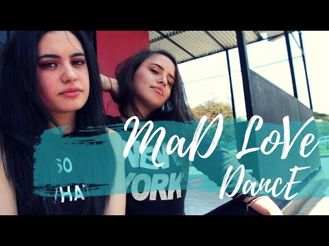 Sean Paul, David Guetta Ft Becky G- Mad Love Choreography Challenge| By Nico & Vane