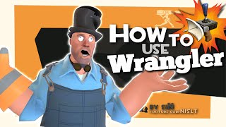TF2: How to use Wrangler [Epic Fail]