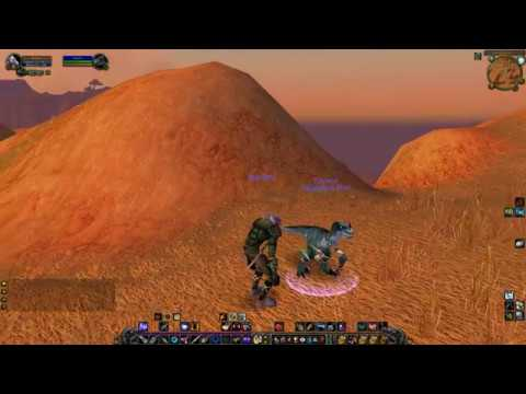 Taming Takk The Leaper At Level 20 Wow Classic Youtube
