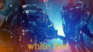 The story of Optimus Prime| white lies| transformers: music video
