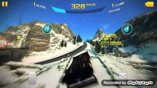 Asphalt 8 Easy farming method with Pagani Zonda R