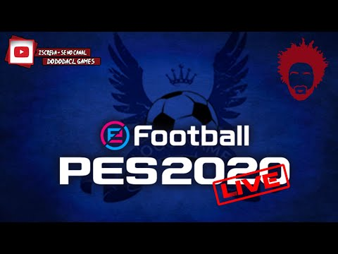 EFOOTBALL  PES 2020 AO VIVO , MY CLUB , DIVISOES ONLINE , RANQUEADA …. PACK OPEN ! #BROTA