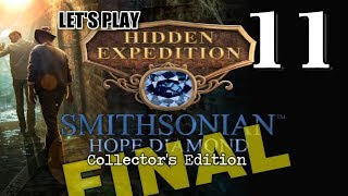 Hidden Expedition 6: Smithsonian Hope Diamond CE [11] w/YourGibs - CLIMATIC DISCOVERY- ENDING