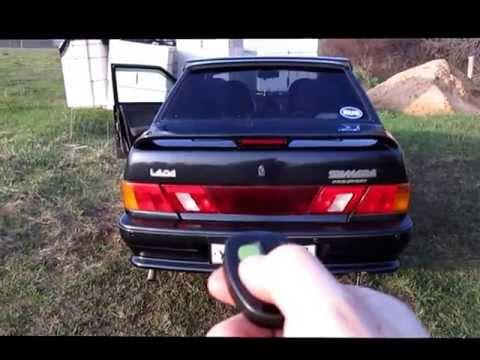 Пневмогидравлические упоры багажника для ВАЗ 2115 в место торсион - Смешные видео приколы