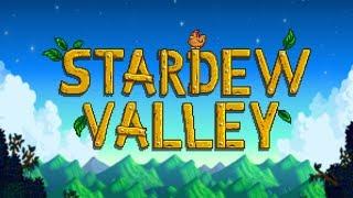 PADA ŚNIEG ❄ PoranneGranie: Stardew Valley #102 | PC | GAMEPLAY |