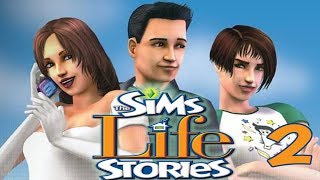 The Sims Life Stories - TWO TIMING RILEY #2