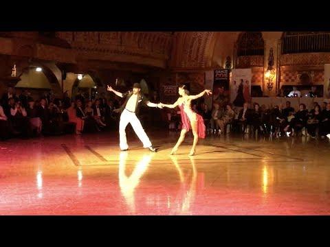 STEFANO DI FILIPPO & DARIA CHESNOKOVA Jive | Blackpool Dance Festival 2017
