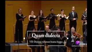 Rameau : Quam dilecta, Les Siècles, direction Bruno Procopio