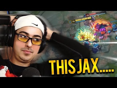 THIS JAX THOUGHT HE COULD TAKE ME ON?! - Trick2G