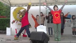 2011年11月6日 仙台市青葉区 勾当台公園 市役所前市民広場で行われた「...