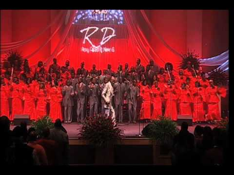 Ricky Dillard & New G - God Is Great (VIDEO)