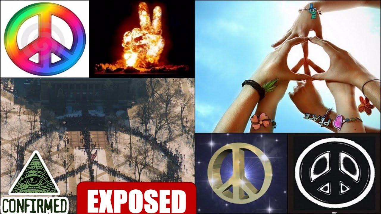 The illuminati false peace sign and satanismthe v signilluminati the illuminati false peace sign and satanismthe v signilluminati symbolism exposed youtube biocorpaavc Choice Image