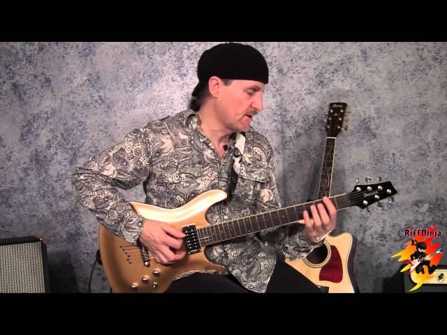 Dear Mr. Fantasy by Traffic – guitar lesson | Riff Channel