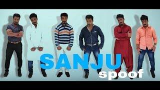 SATTU    sanju teaser spoof    ranbir kapoor ,(fan made) ,sanju baba