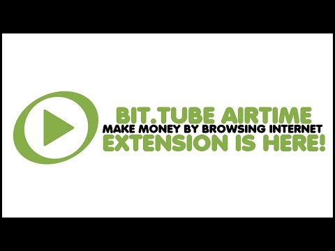Bittube Airtime Extension is Here!