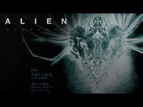 Alien: Covenant | The Secrets of David's Lab: Flora And Fauna | 20th Century FOX