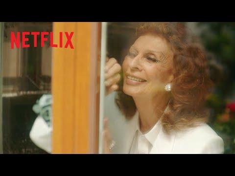 El mundo necesita tu historia: Sophia Loren   Netflix