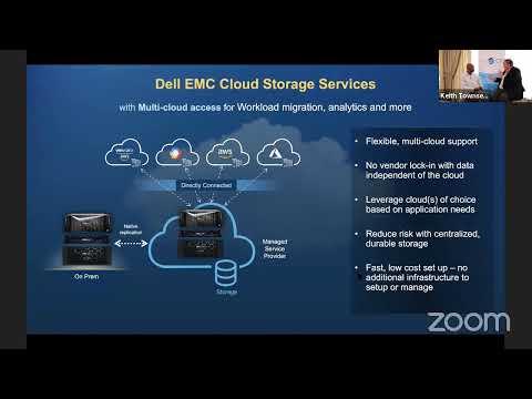 Dell EMC at Dell Tech World