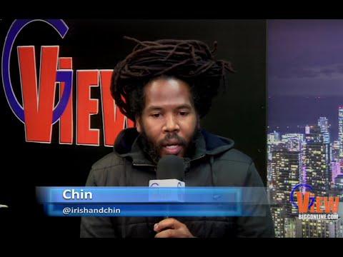 Chin and Ninja Talks Canada Rumble on G View TV