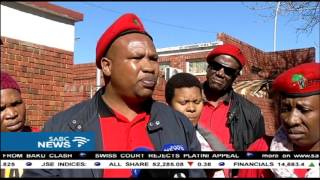 EFF laid charges against Zwane and Magashule