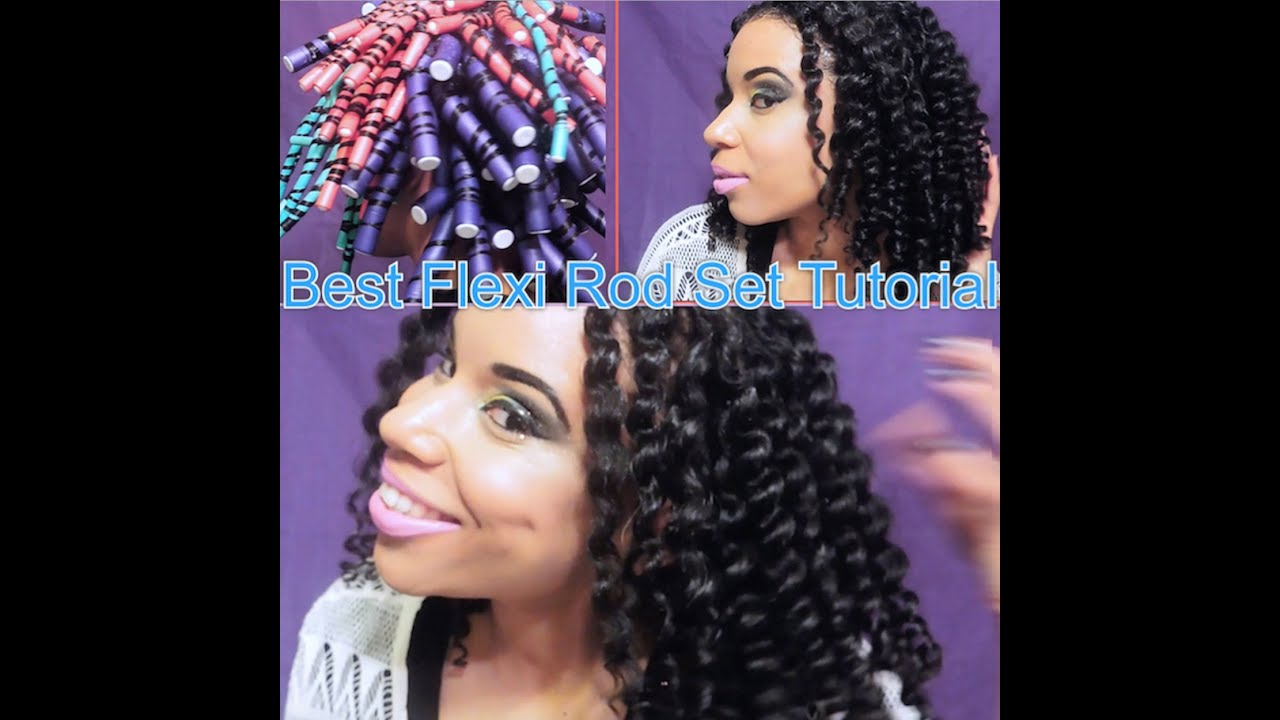 Hair Rods For Natural Hair