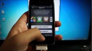 How to: Hacktivate 5.1 iPhone 3GS & 4 Activate WITHOUT Sim Card!