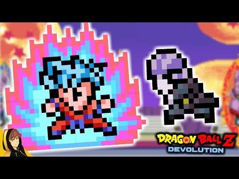 DRAGON BALL SUPER STORY!!   Dragon Ball Z Devolution #4
