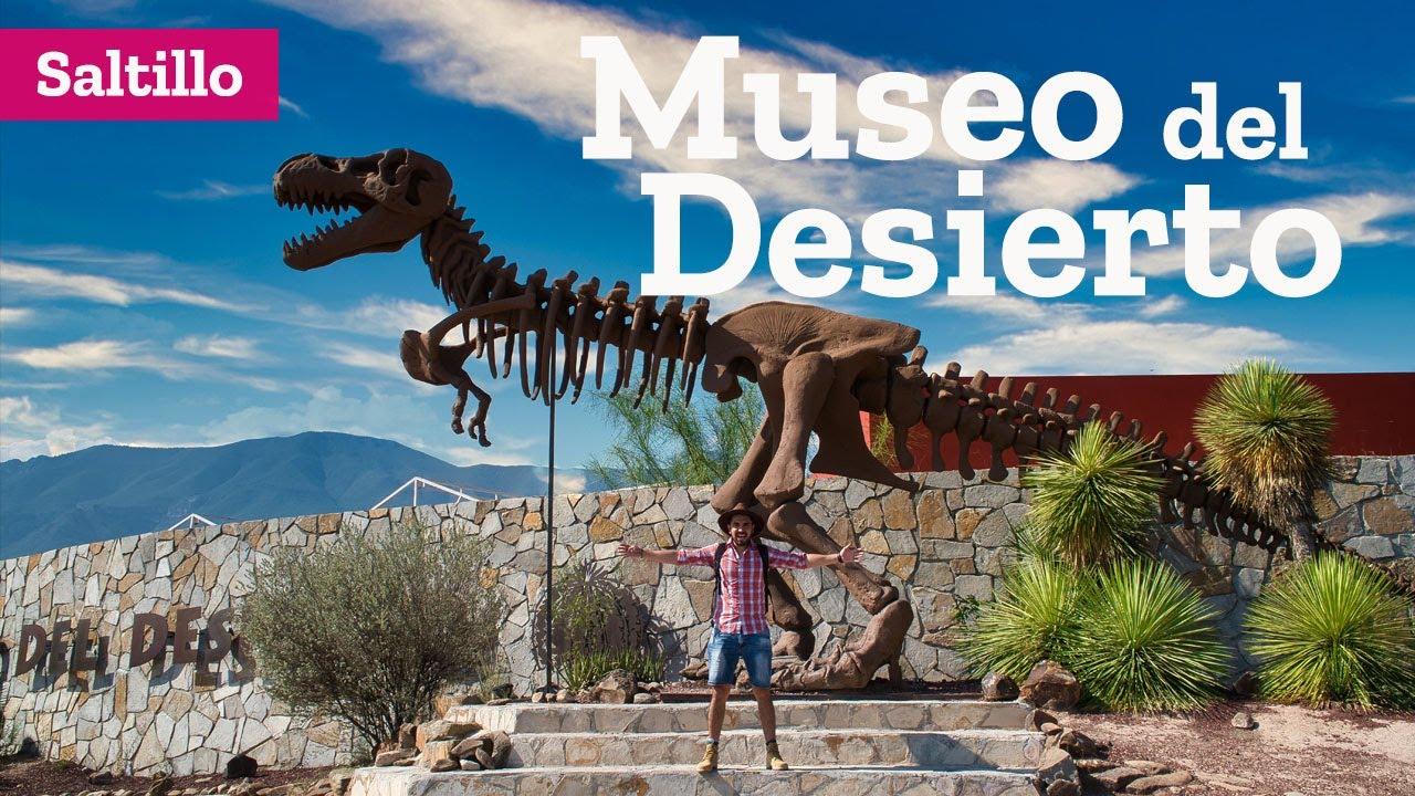 Museo del Desierto en Saltillo Coahuila