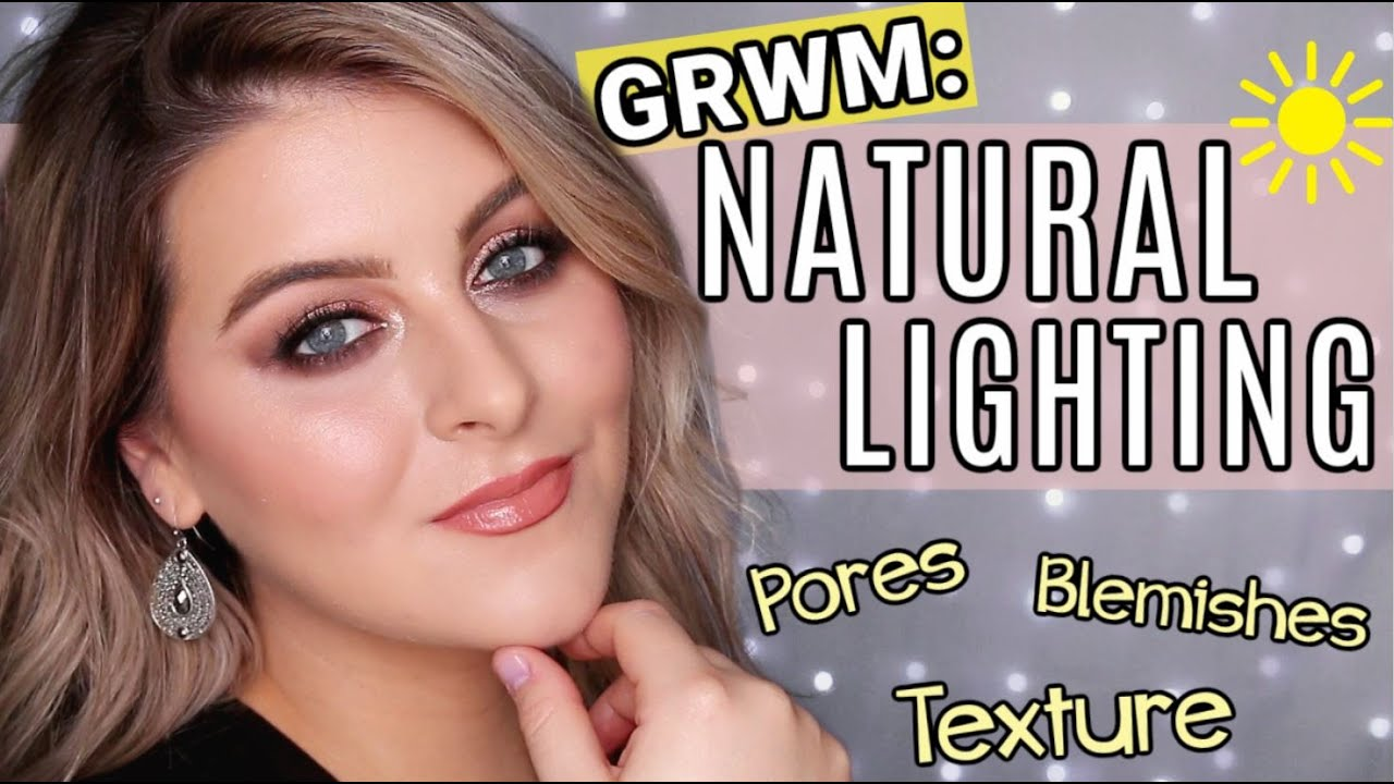 Grwm In Natural Light No Studio Lights Smokey Eye Glowy Skin Youtube There are several reasons why a video can be age restricted. youtube