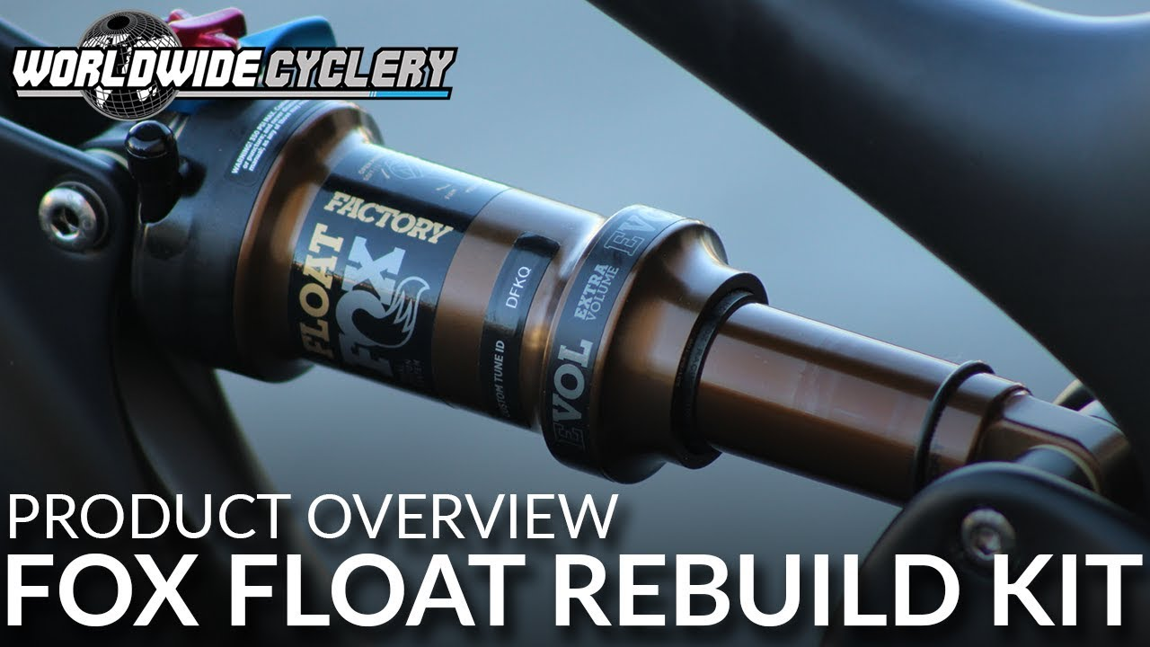 Fox Float Rebuild Kit (Make Your Shock Feel Like New!)