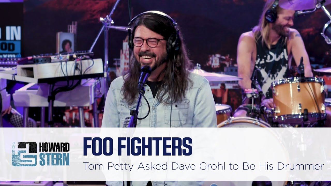 Dave Grohl Was Asked to Be Tom Petty's Drummer