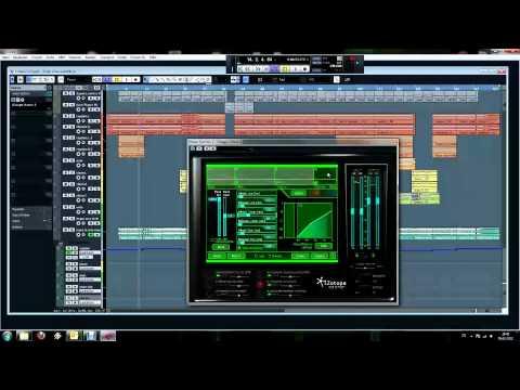metal production tutorial part 10.2 - mastering: multi-band-comp, maximizer, reverb - ForTiorI