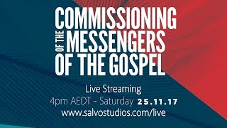 Commissioning 2017 - Live Streaming Promo