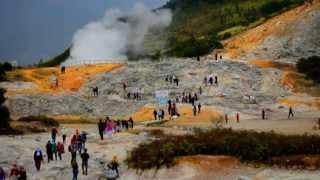 Dieng plateau, Puncak versi Wonosobo - Jawa Tengah (Limo Studio)
