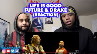 IM READY FOR WHAT A TIME TO BE ALIVE 2 | LIFE IS GOOD - FUTURE & DRAKE | REACTION