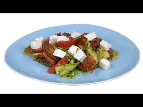 Рецепт салата для похудения щетка рецепт
