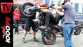 HOW-To Wheelie - Die Wheelieschule von Dirk Manderbach