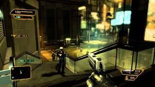 Deus Ex: Human Revolution: Walkthrough - Part 10 [Mission 6] - LIMB (Gameplay & Commentary)
